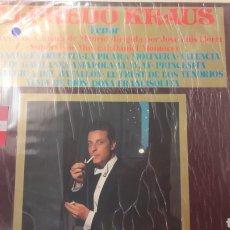 Discos de vinilo: ALFREDO KRAUS TENOR ORQUESTA MADRID JOSE LUIS LLORET. Lote 152466789