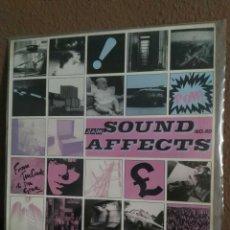 Discos de vinilo: LP VINILO THE JAM SOUND AFFECTS POLYDOR 24 42 183 169. Lote 152470078