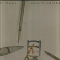 Discos de vinilo: PAUL MCCARTNEY PIPES. Lote 152470562