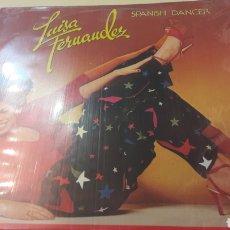 Discos de vinilo: 1979 LUISA FERNSNDEZ SPANISH DANCER WEA EDITADO ALEMANIA. Lote 152470862