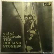 Discos de vinilo: ROLLING STONES. OUT OF OUR HEADS. DECCA, UK 1965 LP (SKL 4733). Lote 152470910