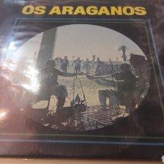 Discos de vinilo: 1972 BRASIL OS ARAGANOS. Lote 152472520
