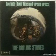 Discos de vinilo: ROLLING STONES. BIG HITS (HIGH TIDE AND GREEN GRASS) DECCA UK 1966 LP MONO + DOBLE CARPETA + BOOKLET. Lote 152474230