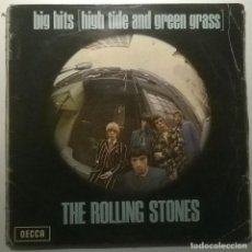 Discos de vinilo: ROLLING STONES. BIG HITS (HIGH TIDE AND GREEN GRASS) DECCA UK 1966 LP TXS 101. Lote 152475018