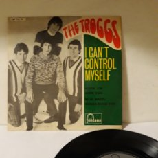 Discos de vinilo: DISCO THE TROGGS I CANT CONTROL MYSELF. Lote 152477512