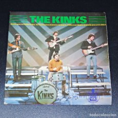 Discos de vinilo: THE KINKS ----TILL THE END OF THE DAY ----- ORIGINAL AÑO 1965 HPY 337-22. Lote 131204440