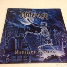 Discos de vinilo - Witchery – Restless & Dead --BLACK THRASH - 152490662