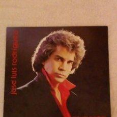 Discos de vinilo: VINILO JOSÉ LUIS RODRÍGUEZ ÁLBUM.1981 . LP. . Lote 152492826