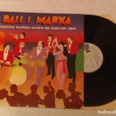 Discos de vinilo: VINILO ORQUESTAS. BALL I MARXA.ARIOLA .1980. LP. . Lote 152493226