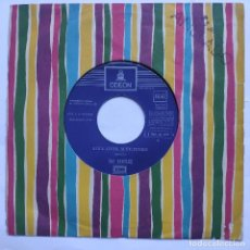 Discos de vinilo: THE BEATLES - 45 SPAIN JUKEBOX - ROLL OVER BEETHOVEN / A HARD DAY'S NIGHT - ODEON 1J 006-04.689 M. Lote 152501010