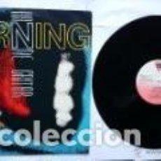 Discos de vinilo: BURNING - HAZME GRITAR (1985). Lote 152508990