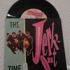 Discos de vinilo: SINGLE (VINILO) DE THE TIME AÑOS 90. Lote 152511314