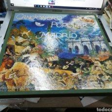 Vinyl-Schallplatten - Caja cancionero popular de madrid 2 lp's + libreto - 152524884