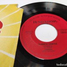 Discos de vinilo: ALBERTO CORTEZ - EP - DISTANCIA. Lote 152525906