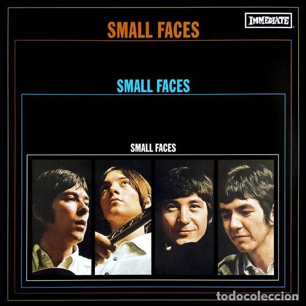 LP SMALL FACES – SMALL FACES (Música - Discos - LP Vinilo - Pop - Rock Extranjero de los 50 y 60)