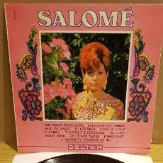 Discos de vinilo: SALOMÉ / MISMO TÍTULO / LP - BELTER - 1968 / MBC. ***/***. Lote 152534314