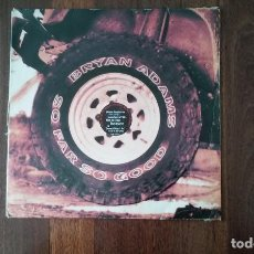 Discos de vinilo: BRYAN ADAMS-SO FAR SO GOOD.2 LP. Lote 152535178