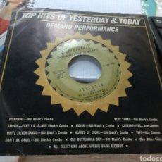 Discos de vinilo: THE TORNADOS SINGLE TELSTAR / JUNGLE FEVER U.S.A.. Lote 152535428