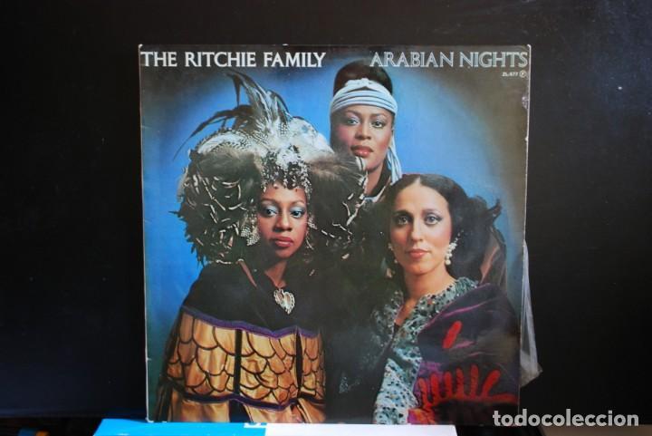 THE RICHIE FAMILY (Música - Discos - LP Vinilo - Pop - Rock - Extranjero de los 70)