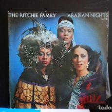 Discos de vinilo: THE RICHIE FAMILY. Lote 152535458