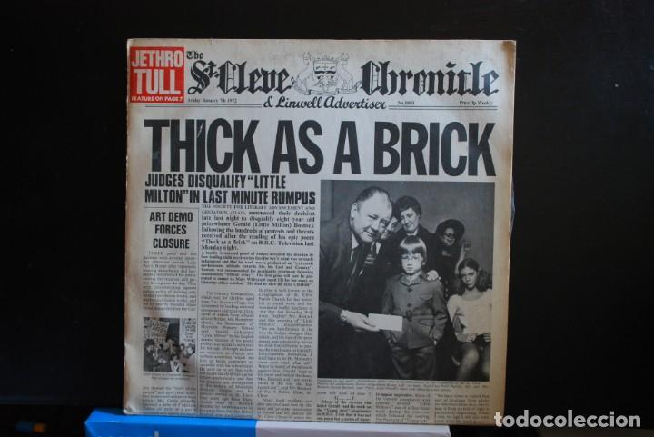 JETHRO TULL (Música - Discos - LP Vinilo - Pop - Rock - Extranjero de los 70)