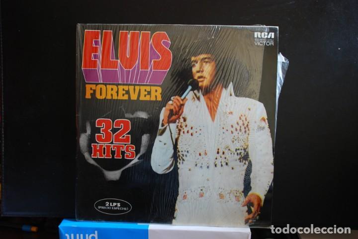 ELVIS (Música - Discos - LP Vinilo - Pop - Rock - Extranjero de los 70)