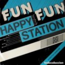 Discos de vinilo: FUN FUN - HAPPY STATION (SCRATCH VERSION) - SINGLE SPAIN 1984. Lote 164968144