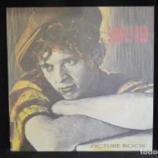 Vinyl-Schallplatten - SIMPLY RED - PICTURE BOOK - LP - 165102338