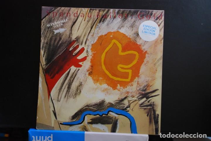 SPANDAU BALLET (Música - Discos de Vinilo - Maxi Singles - Pop - Rock - New Wave Extranjero de los 80)