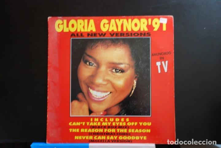 GLORIA GAYNOR (Música - Discos - LP Vinilo - Pop - Rock Extranjero de los 90 a la actualidad)