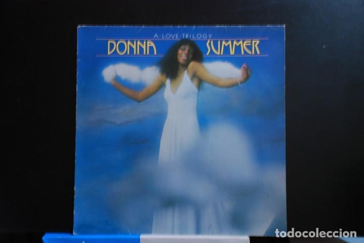 DONNA SUMMER (Música - Discos - LP Vinilo - Pop - Rock - Extranjero de los 70)