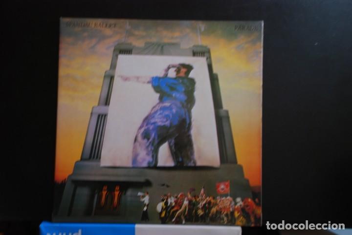 SPANDAU BALLET (Música - Discos - LP Vinilo - Pop - Rock - New Wave Extranjero de los 80)