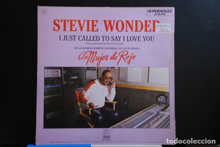 Discos de vinilo: STEVIE WONDER - Foto 2 - 152561386
