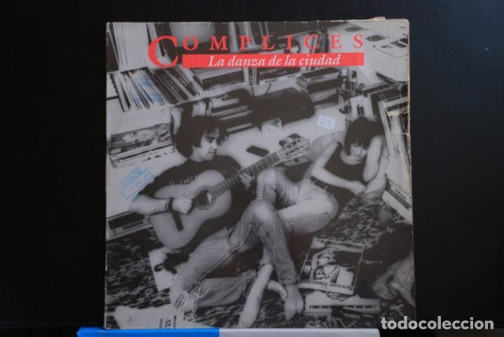 COMPLICES (Música - Discos - LP Vinilo - Grupos Españoles de los 90 a la actualidad)