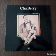 Discos de vinilo: DISCO VINILO LP CHU BERRY, CHU! LSP 980673-1 AÑO 1989. Lote 152565090
