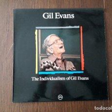 Discos de vinilo: DISCO VINILO LP GIL EVANS, THE INDIVIDUALISM OF GIL EVANS, 424543-1 AÑO 1989. Lote 152565326