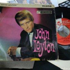 Discos de vinilo: JOHN LEYTON EP WILD WIND + 3 INGLATERRA 1962. Lote 152570581