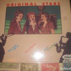 Discos de vinilo: THE ANDREWS SISTERS ORIGINAL STARS (CAPITOS 1958-1984) OG FRANCIA. Lote 152580530