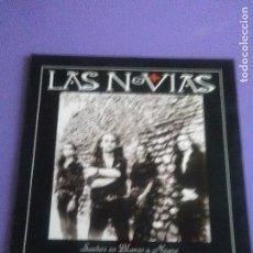 Discos de vinilo: MUY RARO LP. LAS NOVIAS-SUEÑOS EN BLANCO Y NEGRO. 512011 1.MERCURY.AÑO 1992+ENCARTE.BUNBURY.. Lote 152580802