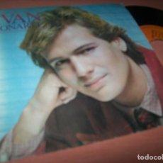 Discos de vinilo: IVÁN - SOÑARTE + CAMINAMOS JUNTOS ..SINGLE CBS DE 1980. Lote 152580814