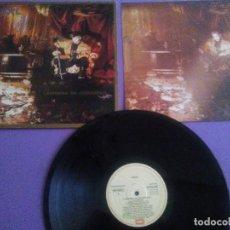 Discos de vinilo: CASAL (TINO CASAL), LÁGRIMAS DE COCODRILO (LP) - EMI-ODEÓN - 066 748630 1- AÑO 1987.+ENCARTE.. Lote 152582050