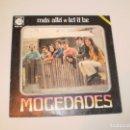 Discos de vinilo: SINGLE MOCEDADES. MÁS ALLÁ. LET IT BE. NOVOLA 1970 SPAIN (DISCO PROBADO Y BIEN). Lote 152585430