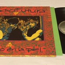 Discos de vinilo: RADIO FUTURA - VENENO EN LA PIEL LP, 1990, ESPAÑA. Lote 152596220