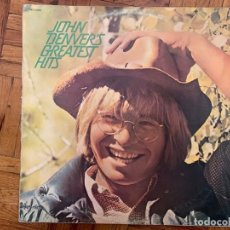 Discos de vinilo: JOHN DENVER ?– JOHN DENVER'S GREATEST HITS SELLO: RCA VICTOR ?– CPL1-0374 FORMATO: VINYL, LP . Lote 152615154