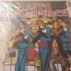 Discos de vinilo: LOS MUCHACHOS FIESTA IN ACAPULPO GRABA DO ALEMANUA EUROOA E 370. Lote 152616208