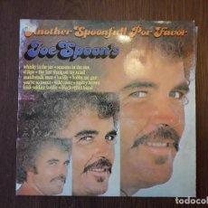 Discos de vinilo: DISCO VINILO LP JOE SPOON'S, ANOTHER SPOONFULL POR FAVOR. ND-54.9015 AÑO 1978. Lote 152631818