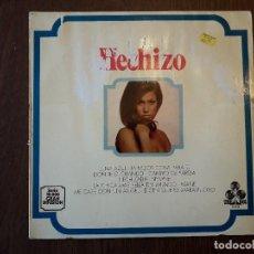 Discos de vinilo: DISCO VINILO LP HECHIZO, ORQUESTA DE ALBERT STILLMAN. TREBOL 10.035 AÑO 1967. Lote 152633498