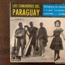 Discos de vinilo: LOS COMUNEROS DEL PARAGUAY – RECUERDOS DE YPACARAI SELLO: FONTANA – 467 784 TE FORMATO: VINYL, 7 . Lote 152646114