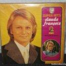 Discos de vinilo: 2 LP CLAUDE FRANÇOIS SUPER HITS BELLES BELLES BELLES. Lote 152653734