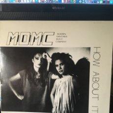 Discos de vinilo: MDMC-HOW ABOUT IT-PROMO 1984 SPAIN-NUEVO. Lote 152655270